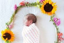 Baby announcements / Fun ways to announce babies arrival