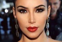 Celebrity Glam / Our favorite celebrity makeup looks