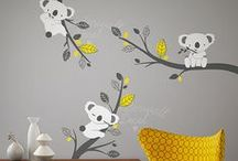 Wall decals / Wall decals for kids rooms