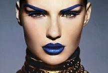 Beautiful Blues / Blue Makeup Looks