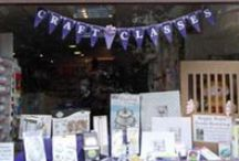 Craft & Hobbies Window / Craft & Hobbies change their window displays regularly / by Craft And Hobbies