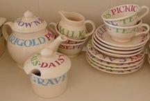 Emma Bridgewater...Perfect Pottery