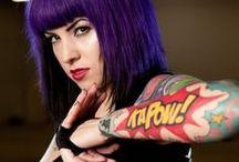 Tattoos...I want one!!