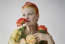 Vivienne Westwood & Her Beautiful Designs...