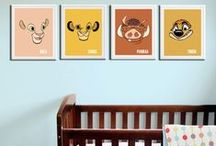 Lion King Nursery / by Colleen Panzer