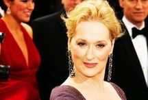 Marvellous Meryl... / Meryl Streep