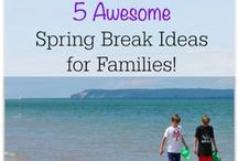Family Travel Destinations / Looking for some great family travel destinations? I know I always am! Here's placing I'm pinning while planning our next family road trip! / by Sharon Rowley (MomOf6)