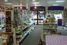 Craft & Hobbies New Shop Layout / We have had a change around to make room for all the new lines including Cake Decorating Supplies / by Craft And Hobbies