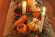 Thanksgiving Ideas / Ideas for food, decor, crafts, and more- all for Thanksgiving! / by Sharon Rowley (MomOf6)