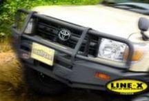 LINE-X(ラインエックス)カスタム車両 / LINE-X(ラインエックス)はアメリカで広がる車の特殊カスタム塗装。アメリカ軍・政府に認められた特殊な塗料は保護としてはもちろん、独特なデザインは自動車カスタムにもピッタリ! 【Custom Car with LINE-X】