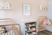 Girls nursery ideas