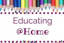 Educating at Home / Sharing home education sites, tips, and resources  / by Kela