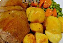 Dinner recipes / by Laura Johnson