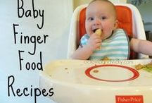 Homemade baby food / by Laura Johnson