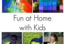 Kid Fun / by Laura Johnson