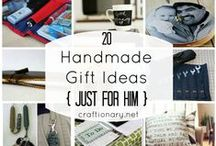 Homemade gifts / by Laura Johnson