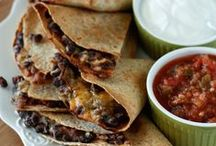 Quesadillas / by Laura Johnson