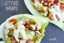 Sandwiches/wraps / by Laura Johnson