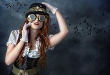 steamPUNK / by Alexiss Petree
