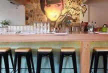 comercial, bares e restaurantes