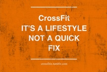 CROSSFIT / by Alexiss Petree