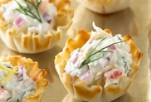 Appetizers, Starters & Dips / by Angela Potter