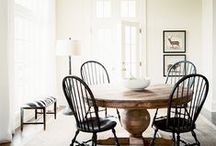 dining room / by Kathryn Grady