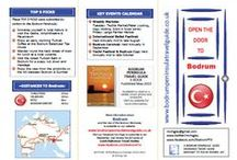 """Bodrum Travel Guides / A collection of all available Travel Guides for the Bodrum Peninsula. Includes my ebook """"Bodrum Peninsula Travel Guide: Turkey's Aegean Gem"""", and a collection of Free Quick Reference Travel Guides for the Peninsula. Things to do in Bodrum."""