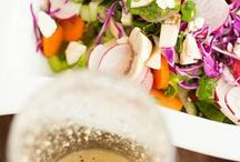 SALADS, DRESSINGS, DIPS, AND SPREADS  / by Aleta Wagoner