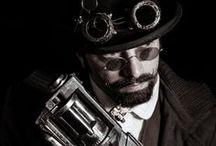 Steampunkery / by John Hernandez