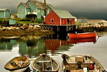 Nova Scotia-Remembering Mama / Sydney & St Anns My Moms Home / by Gail Verhaegen Sterling