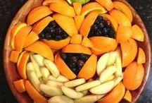 Healthy Halloween / Celebrate Halloween the healthy way!