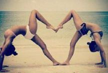 Acroyoga to My Heart / by Alexiss Petree