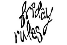 Friday Rules / Our weekly Friday Rules natterings bring you games, news, news about games, fun stuff, pics, vids and everything you need to survive the apocalypse.  Maybe.