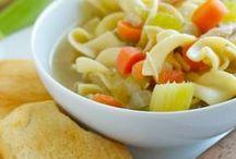 Soups / by Kari Hasler