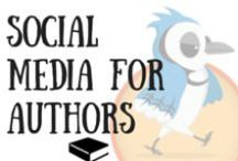 Social Media for Authors / Are you an Author? Then Social Media is the best way to connect with your readers. Spend time building online relationships and convert your audience to customers.
