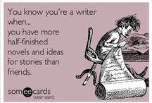 Writing / Because it's hilarious.