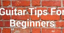 Guitar Tips For Beginners / In this board we share the best guitar tips for beginners we find on the internet. Click follow to see our latest finds.