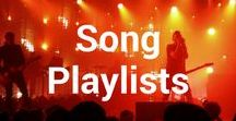 Song Playlists / In this board we share the best song playlists we find on the internet. Click follow to see our latest finds.