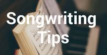 Songwriting Tips / In this board we share the best songwriting tips we find on the internet. Click follow to see our latest finds.