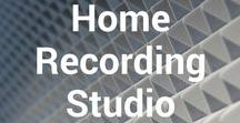 Home Recording Studio / In this board we share the best home recording studio tips and tricks we find on the internet. Click follow to see our latest finds.
