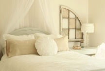 Cottage Bedrooms / by Maureen @ Cottage 960