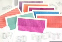 All things paper & crafties / by Alenats