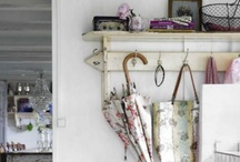 Cottage Home / Vintage goodness for the Cottage style home. / by Maureen @ Cottage 960