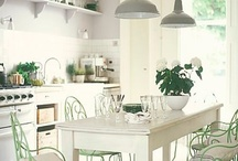 Cottage Kitchens / by Maureen @ Cottage 960