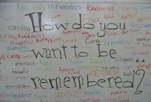 Teach Love / Teaching ideas, education, inspiration / by Cari Watts-Savage