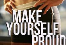 Workin on My Fitness / by Courtney Murphy