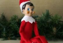 Elf on the shelf / by Mel Zuidema