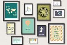 home sweet home ideas :) / by Ashley Alyssa Sample