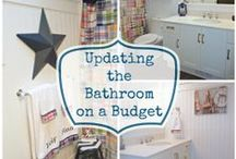 Bathrooms / by Ruth Myers